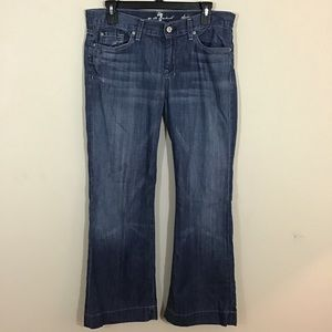 7 for All Mankind Jeans Dojo Size 30